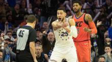 Thunder edge Sixers in epic NBA showdown