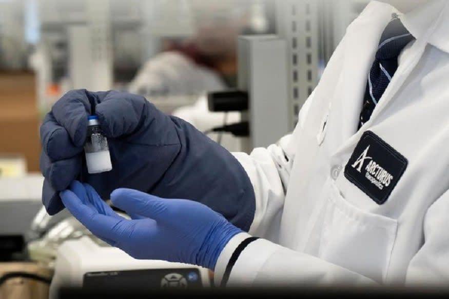 Pfizer, BioNTech Begin Coronavirus Vaccine Trial in United ...
