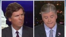 Sean Hannity Apologizes After On-Air 'Misunderstanding' With Tucker Carlson