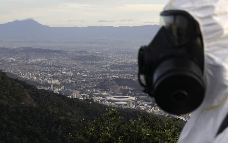 Brazil registers 599 new coronavirus deaths