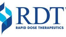 Rapid Dose Therapeutics Announces Commercialization of QuickStrip™ Oral Thin Strips