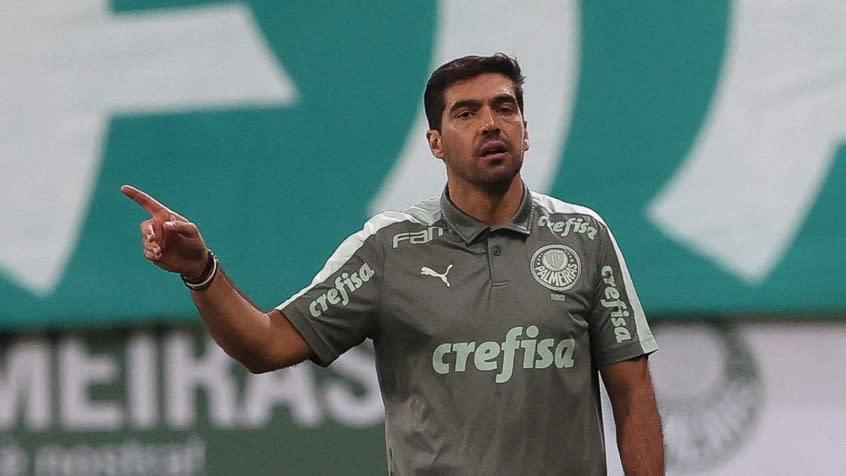 Abel analisa atuação do Palmeiras no Choque-Rei: 'Jogo equilibrado, muito bem jogado'