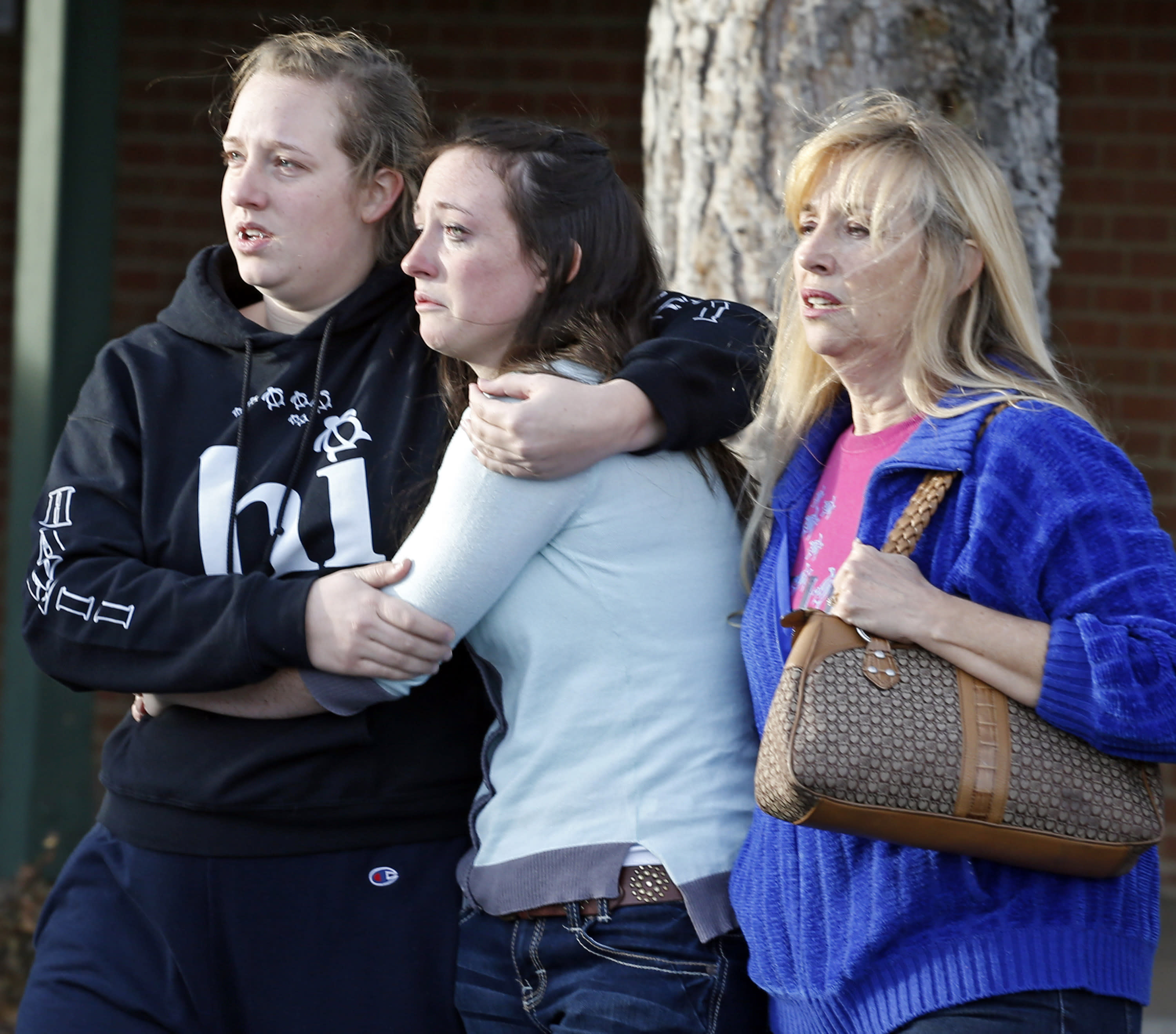 Gunman Dead One Other Student Shot At Arapahoe High: Police Seek Motive In Colorado School Shooting