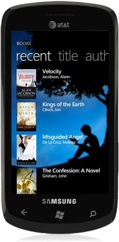 Kindle for Windows Phone 7 goes live