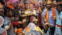 Indian Voters Hand Major Election Victory to BJP