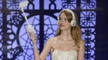 Reem Acra Introduces Bridal Selfie Sticks