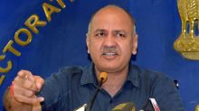 You Can't Find Wifi if Your Phone is Switched Off, Delhi Deputy CM Manish Sisodia tells Amit Shah