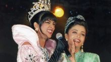 Aishwarya Rai Bachchan and Sushmita Sen are a sight to behold in this throwback picture
