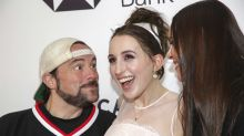 Kevin Smith shows off stunning weight loss following heart attack