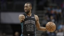 Kemba Walker and the Charlotte Hornets stomped the Memphis Grizzlies into a bear skin rug