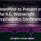 NeonMind to Present at H.C. Wainwright Psychedelics in Psychiatry and Beyond Virtual Conference