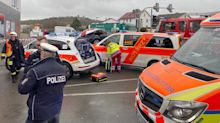 50 Injured As Car Driven Into Crowd At German Carnival