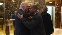 Kanye West, doubling down, voices 'love' of Trump