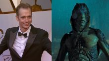 The 'Shape of Water' fish man: Hot or not? We polled stars at the Oscars.