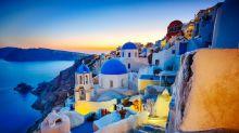 The best hotels in Santorini