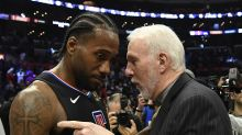 Kawhi Leonard planning to reunite with Gregg Popovich for Tokyo Olympics