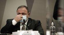 Pazuello presta depoimento à PF sobre suposta prevaricação de Bolsonaro no caso Covaxin
