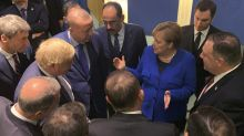 World leaders to back Libya arms embargo