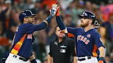 Astros run away to win first ever AL West title