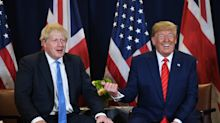 Boris Johnson refuses to say if he regrets saying Donald Trump worthy of Nobel Peace Prize