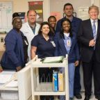 Trump Slammed for Lack of Empathy After Thumbs up Pictures With Florida Shooting First Responders