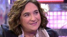 Aplausos y críticas a Ada Colau, alcaldesa de Barcelona, por revelar su bisexualidad en televisión