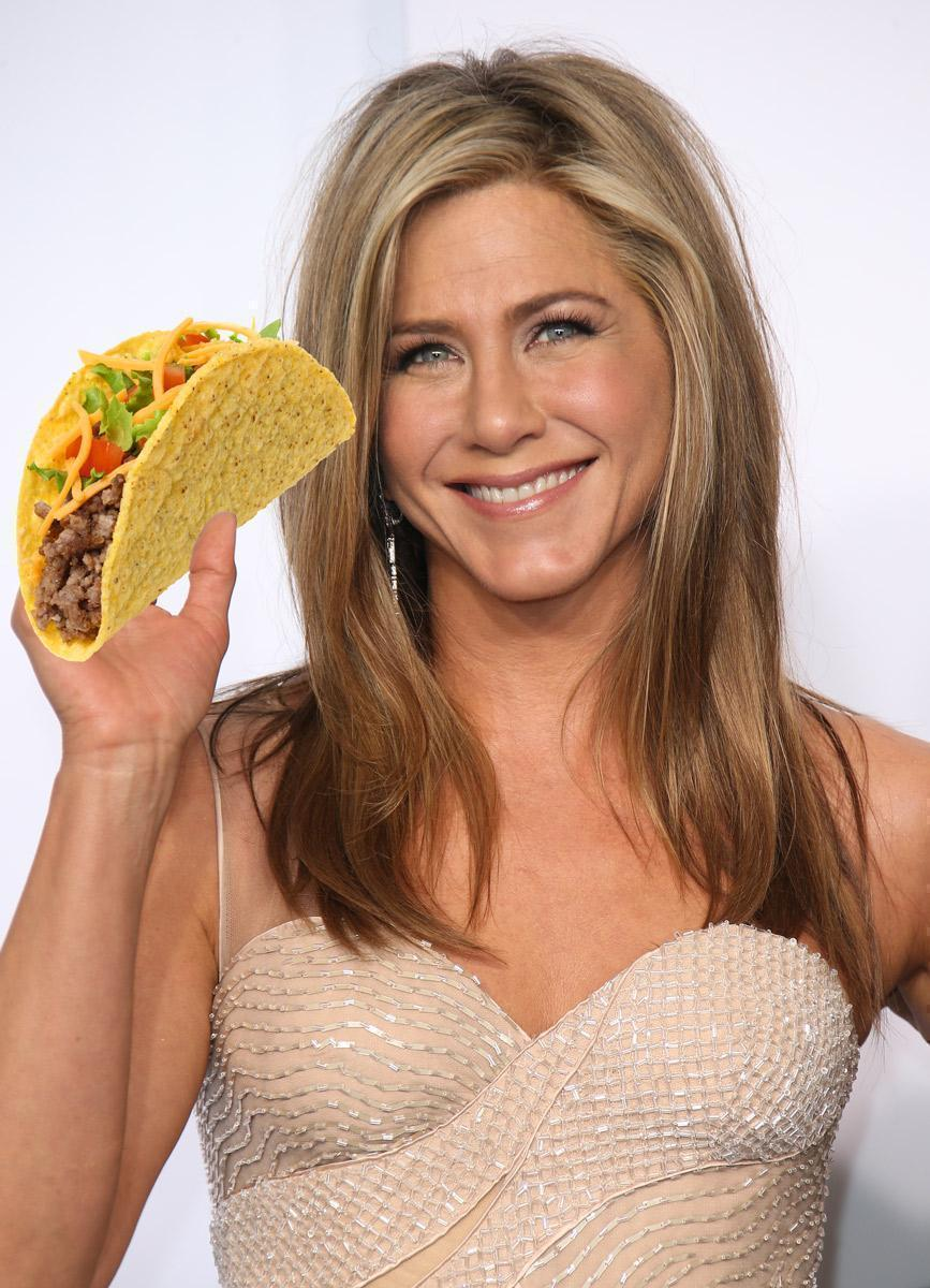 Celebrities Eating Mexican Food