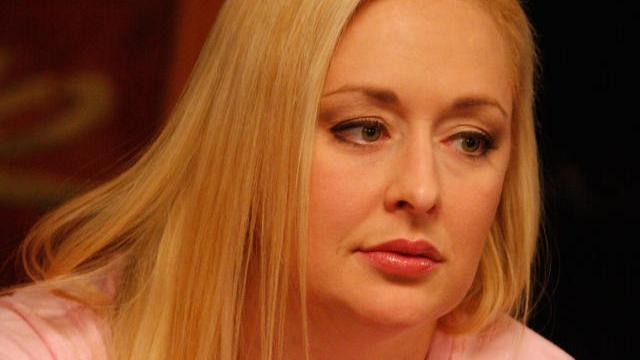 Mindy McCready, dead from apparent suicide