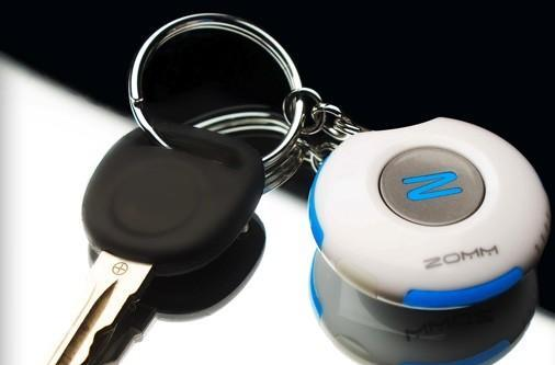 ZOMM Wireless Leash Plus speaks up for abandoned iPhones (video)