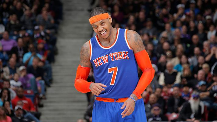 The Bounce - Did Carmelo Anthony end up in the perfect situation?