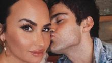 How Demi Lovato's Fiancé Max Ehrich Is Helping Rethink Her Approach To Body Image