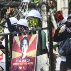 Myanmar protesters return to streets as crackdown continues