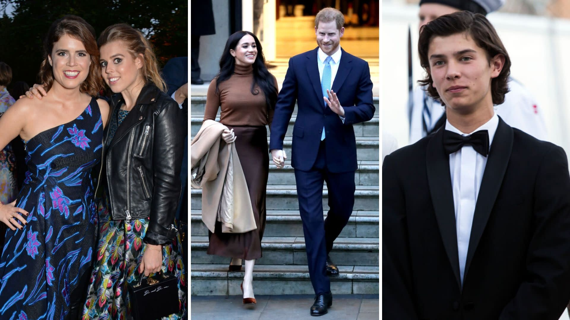 Royals with jobs: What do the world's working royals do?