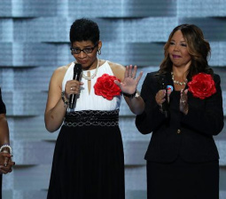 Mothers of the Movement Make Emotional Plea at Democratic Convention