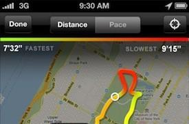 Nike+ GPS app free in the App Store now