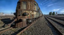 All Aboard - Eerie Photos Of Abandoned Orient Express Train