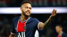 Neymar among five sent off as Marseille end PSG hoodoo