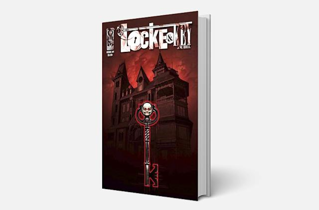 Comic 'Locke & Key' receives a 10-episode order from Netflix