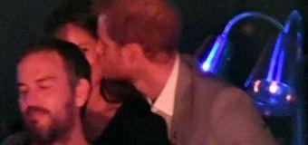 Prince Harry's girlfriend Meghan Markle spotted in London