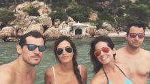 Las idílicas vacaciones de Sara Carbonero e Iker Casillas con sus amigos en Menorca