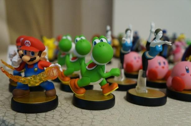 Nintendo discusses cheaper Amiibo figures, trading cards