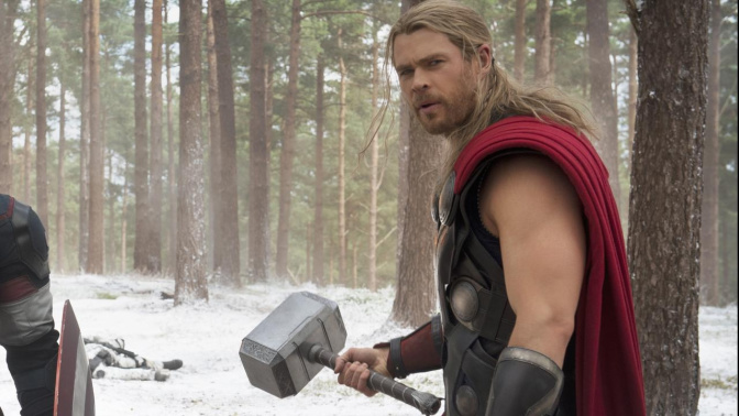 Cate Blanchett joins Hemsworth in new Thor