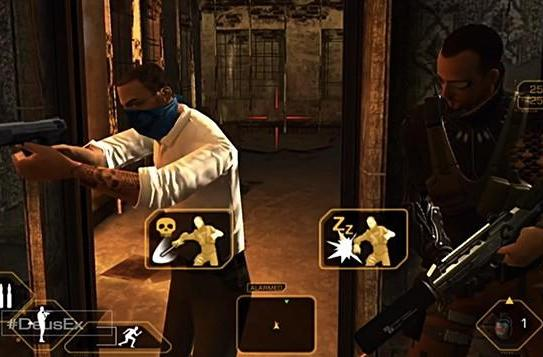 Deus Ex's iOS spinoff launches on July 11th