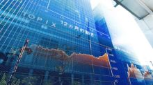 Asia-Pacific Shares Higher Across the Board; Japan's SoftBank Jumps More than 10%