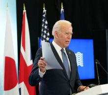 Biden: Democratic nations in a race to compete with autocratic governments