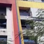 Deadly fire in COVID hospital as India struggles