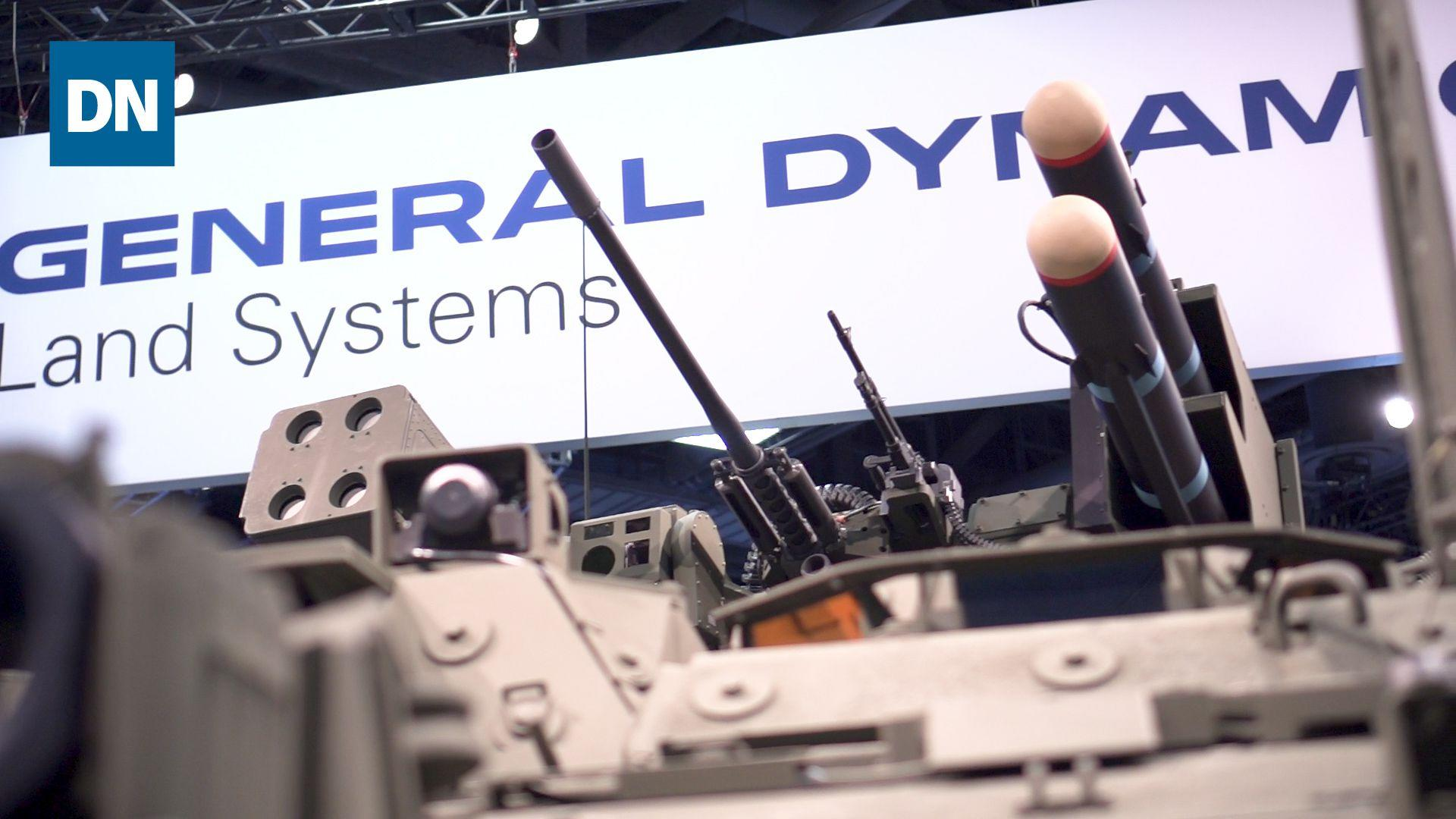 General Dynamics gets $1.2 billion to build short-range air defense systems for US Army