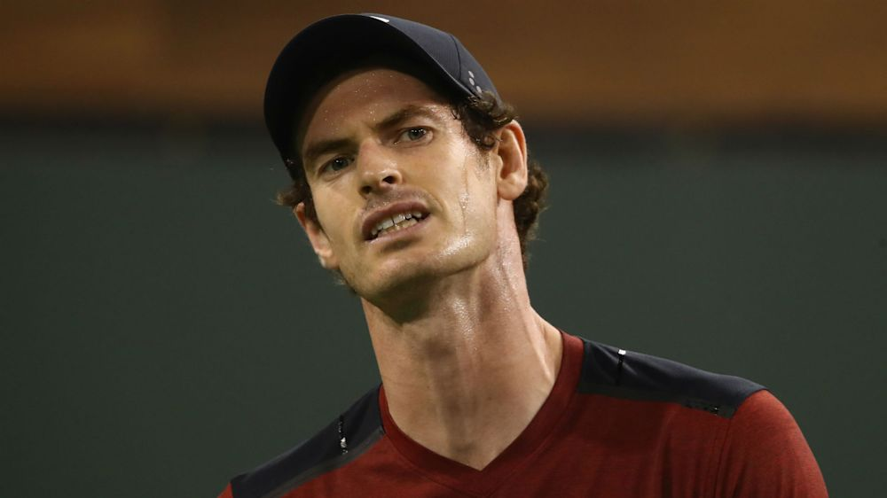 Injured Murray withdraws from Miami Open