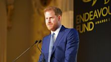 One of Prince Harry's passion projects is now no longer royal