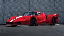 Combien de millions pour cette Ferrari FXX vendue aux enchères ?